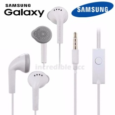 Dream Shop, Headseat Samsung For Samsung Galaxy J2 2015 HD Audio Jack 3.5mm-putih