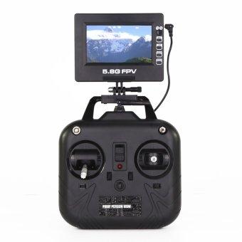 Drone HUAJUN U - FLY W606 - 3 5.8G FPV 2 Mega Camera 2.4G 4 Channel6-axis Gyro