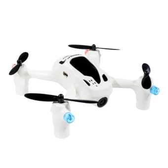 Drone Hubssan X4 H107D with FPV X4 PLUS Mini 5.8G RTF 6-axisQuadcopter - White
