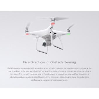 DRONE QUADCOPTER DJI PHANTOM 4 PRO