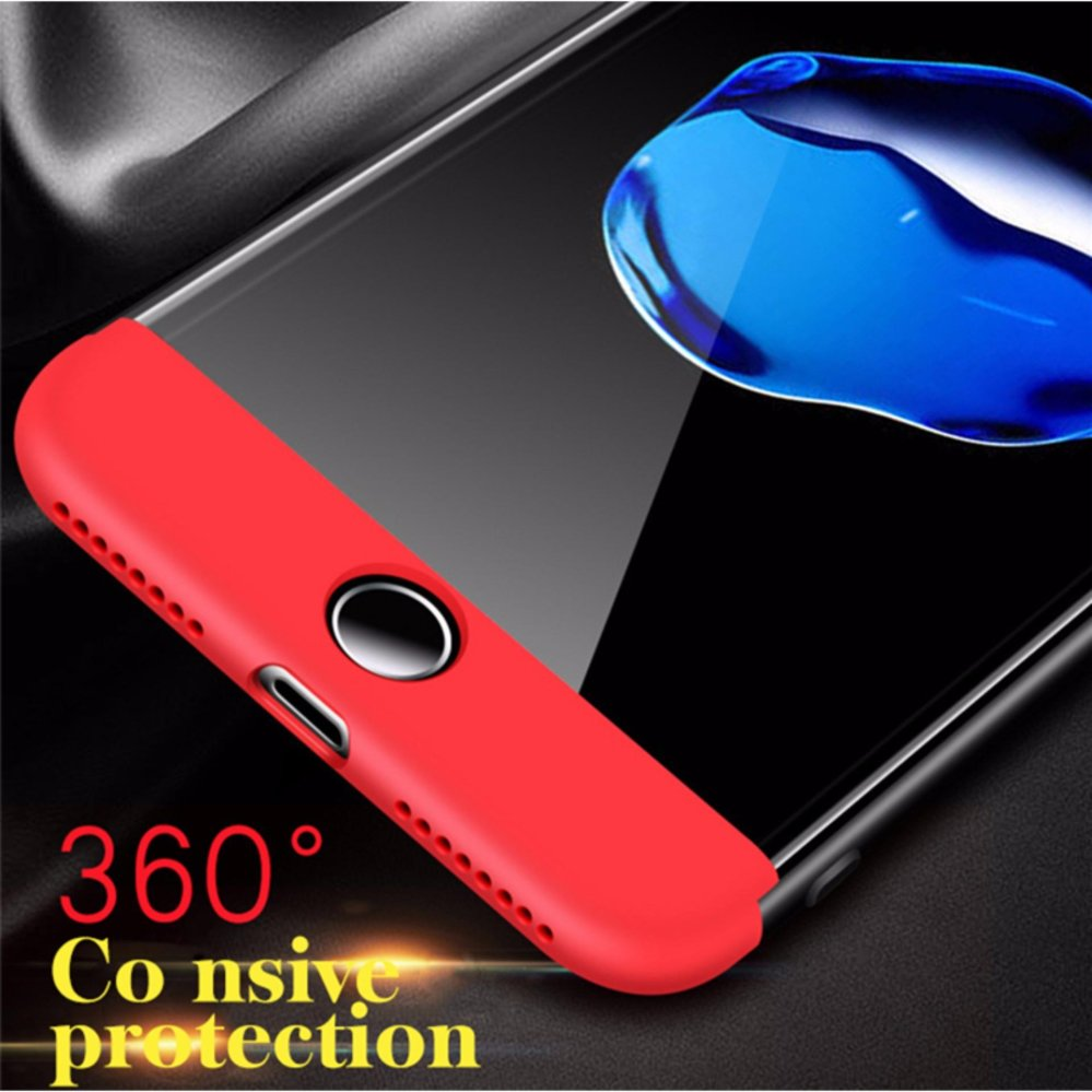 DTD Luxury fashion 3 in 1 armor case for Apple iPhone 6s 4.7 .