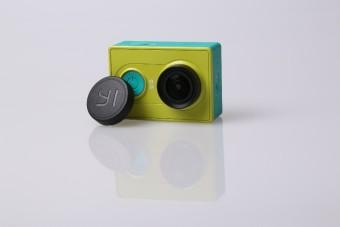 ... Harga Dual Lens Cover Penutup Lensa Kamera dan Waterproof Case UntukXiaoyi Xiaomi Yi Terbaru klik gambar