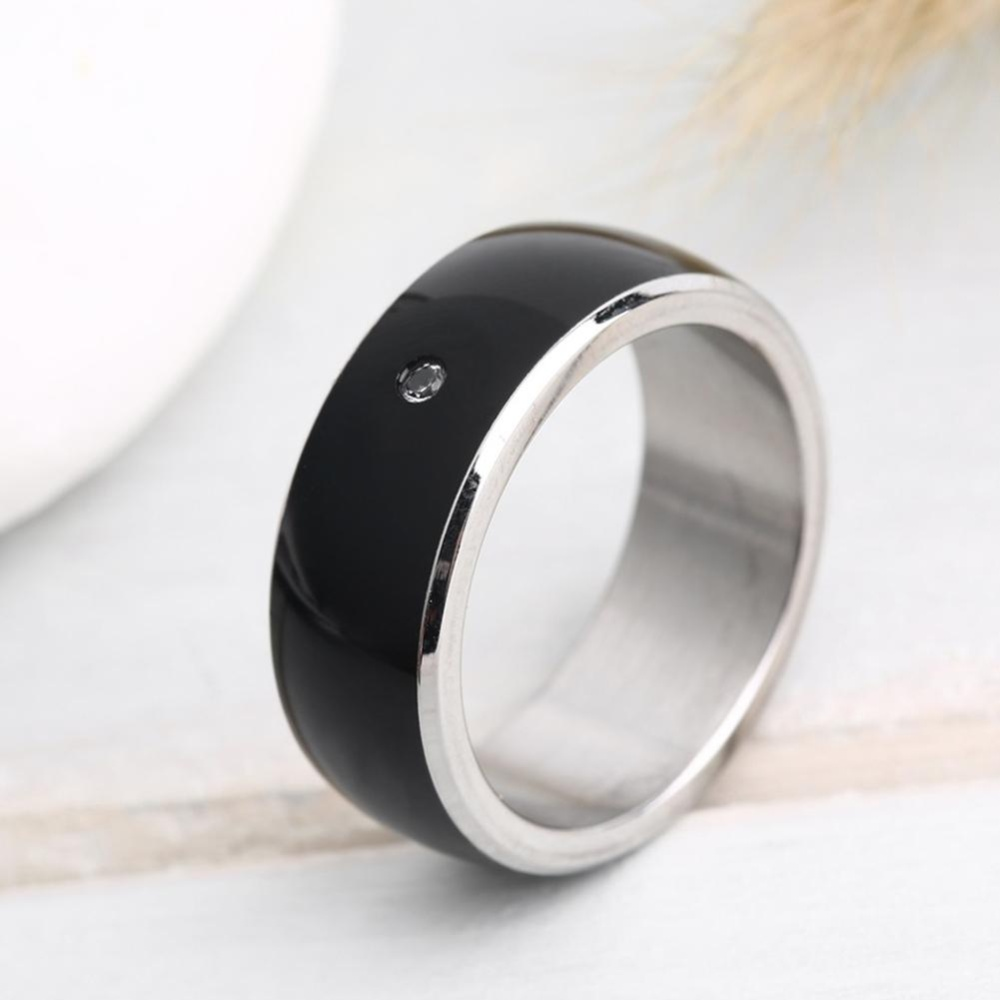 Diskon Penjualan Eachgo NFC Chip Smart Ring For Android Smart Phones