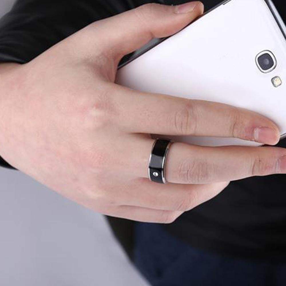 Belanja Terbaik Eachgo NFC Chip Smart Ring For Android Smart