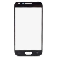 Easbuy Baru Hitam LCD Layar Lensa Kaca M0BF Cocok untuk Samsung Galaxy S II Duos I929