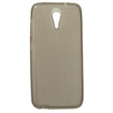 Emco for HTC Desire 820 Mini Pudding Soft Mercury Jelly Protector Case - Abu-Abu
