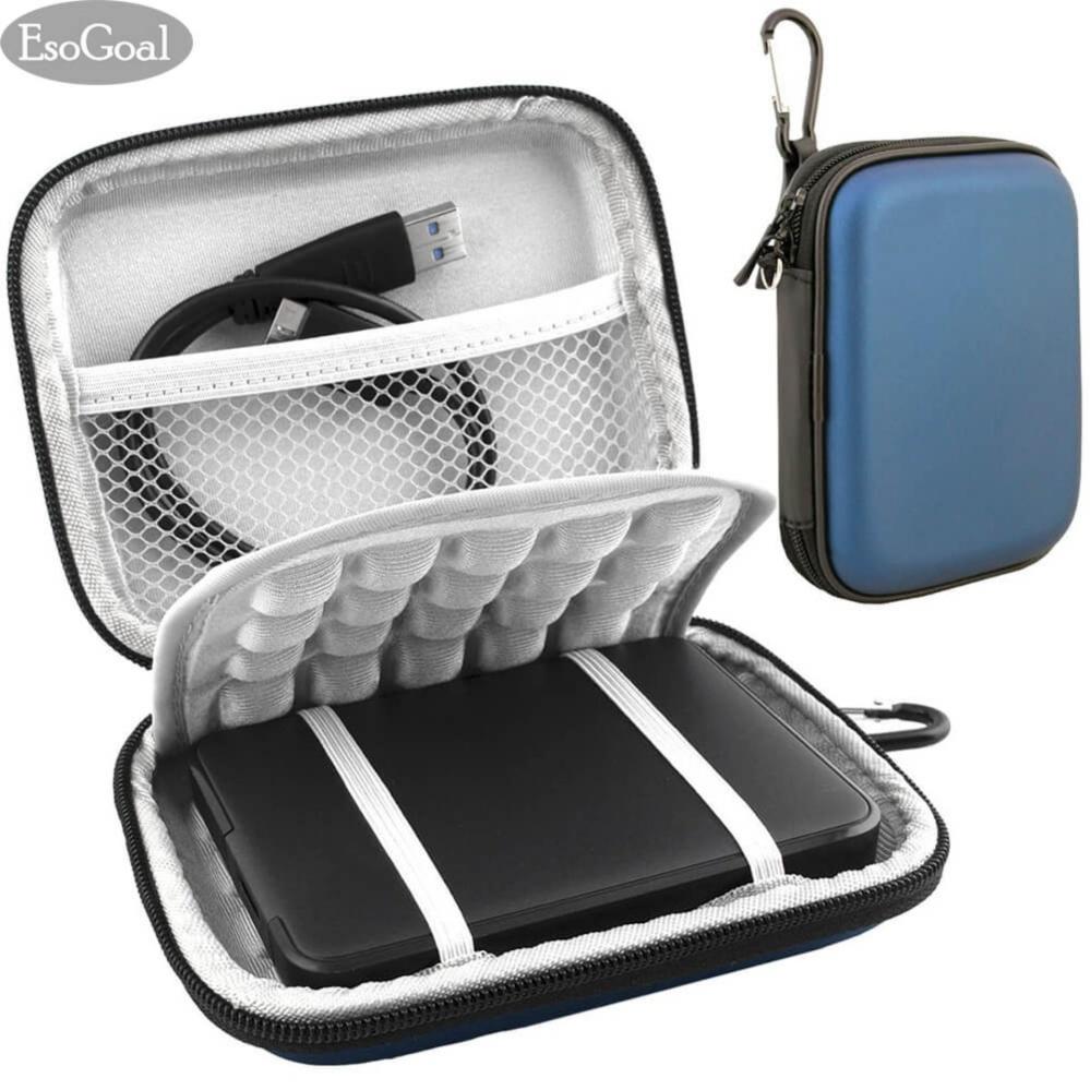 esogoal external hard drive bag