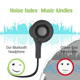 ... EsoGoal tujuan Bluetooth Wireless Headphone Olahraga Workout telinga tunas Gym headset menjalankan earphone Tahan Keringat earbud ...