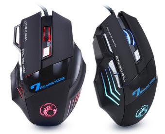 Estone X7 Mouse Gaming 7D Dota 2 Game