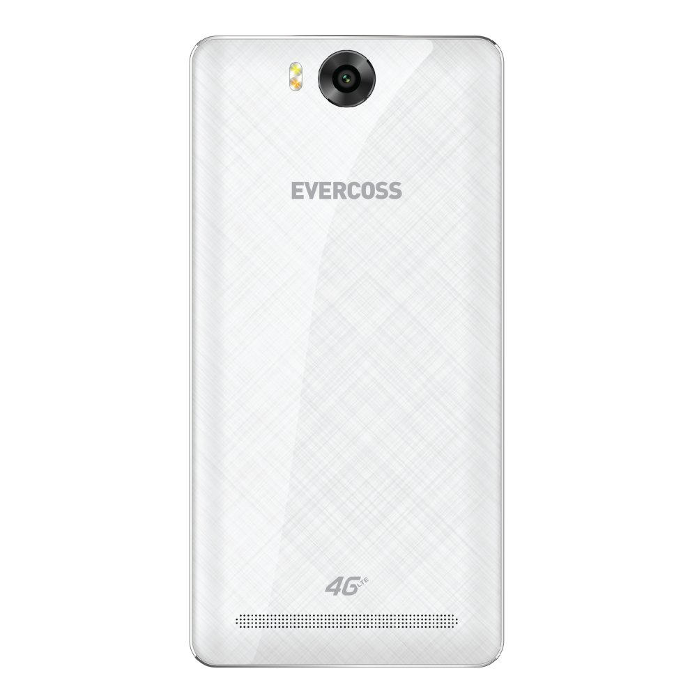 Evercoss Elevate Y2 Power S55 Baterai 6200mah 4g 16gb Dark Blue Ram 2gb Gratis Silicon White Jellycase
