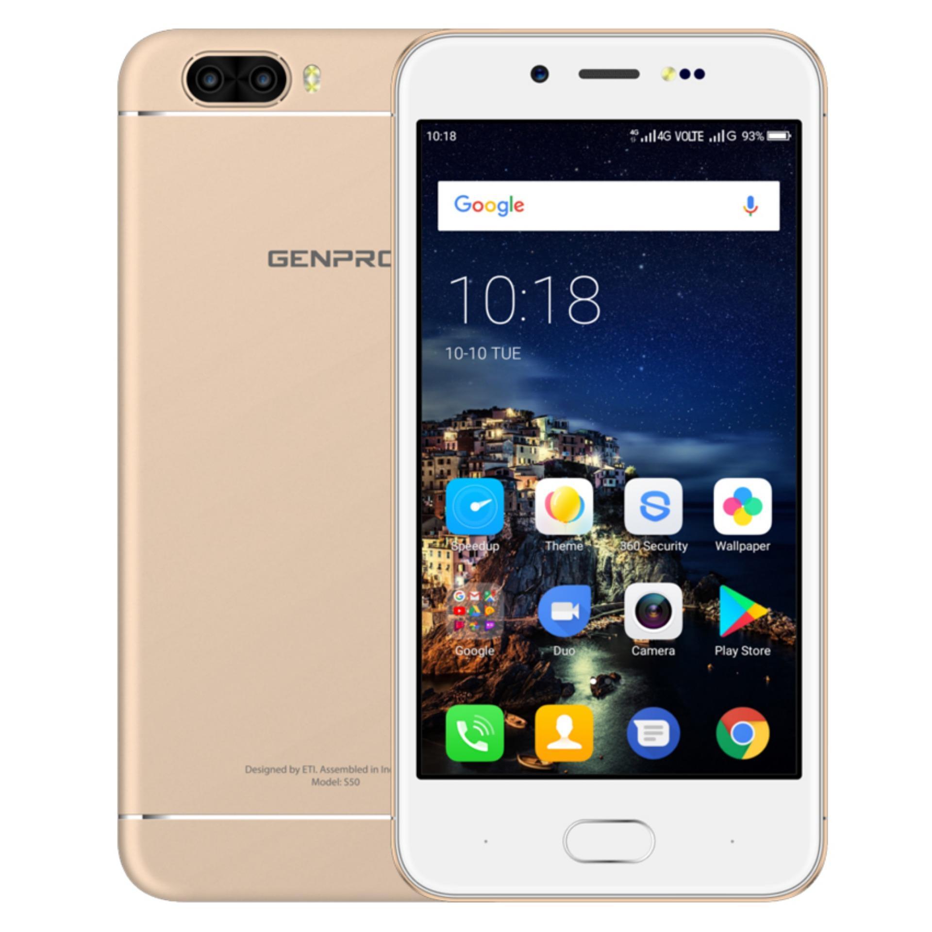 Evercoss Genpro X Pro 4G LTE