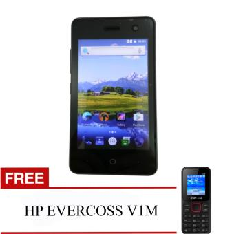 Evercoss Jump T3 Lite J4B - RAM 512 + FREE HP EVERCOSS V1M