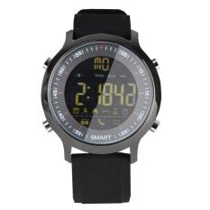 EX18 IP67 Waterproof Smart Band Bracelet Fitness Tracker with Wi-Fi Watch (Black) - intl