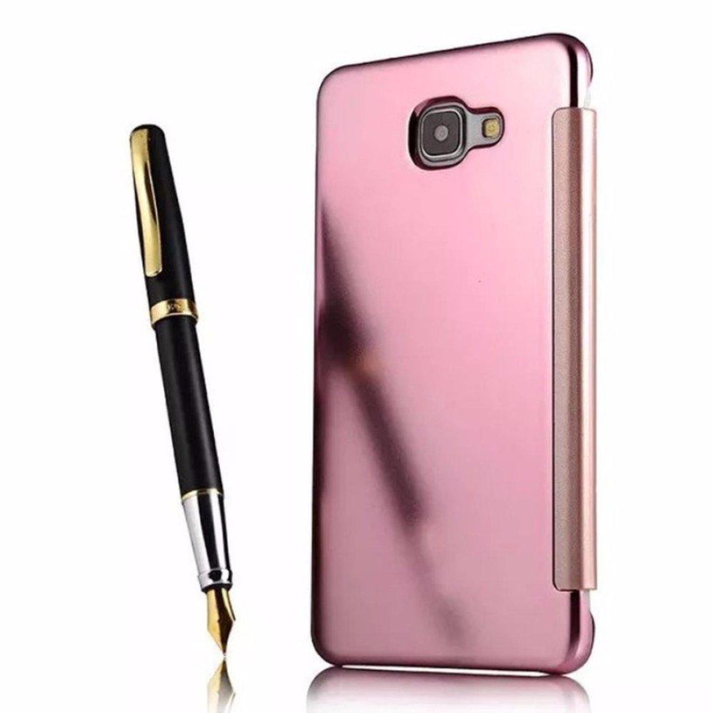 ... Mirror Cover S View Transparan Auto Lock Casing Hp. Source ... Executive Chanel Case Samsung Galaxy J7 Prime Flipcase Flip MirrorCover S View Transparan .
