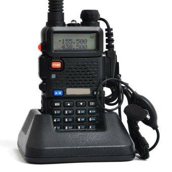 Detail Gambar Produk Fancytoy 136-174/400-479.995MHz Dual-Band CTCSS FM ham 2-way radio for BaoFeng UV-5R US plus - intl Terbaru