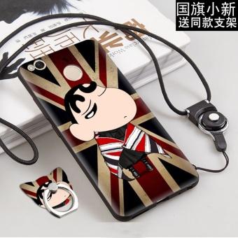 Fashion Pattern Matting Silicone soft silicone/ TPU Phone Case /Anti falling Phone Cover/Phonecase /Phone Protector for Xiaomi Redmi 4x / Xiaomi redmi 4X / Xiaomi Redmi 4X - intl