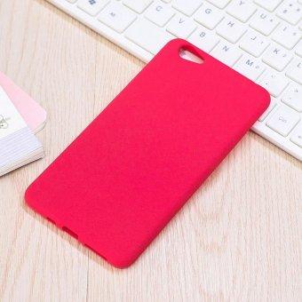 Fashion Soft TPU Case Sand Feel Back Cover for BBK Vivo V5 Plus -intl