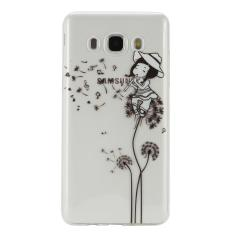 Fashion Style Colorful Painted Colorful TPU Case Back CoverProtector Skin for Samsung Galaxy J5 2016 /
