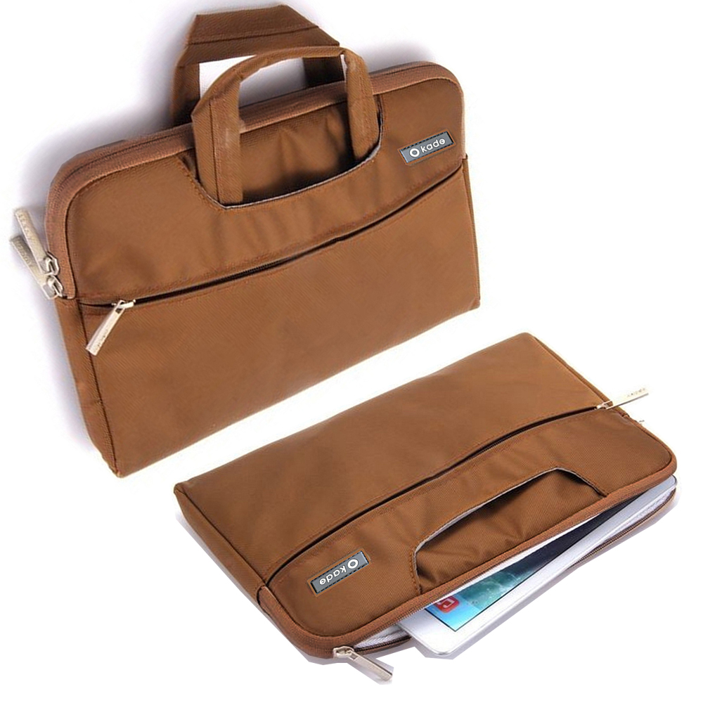 Fashion Waterproof Laptop Lengan Portable Hand Bag untuk 13.3 Inci Apple Mac Macbook Udara Pro Retina