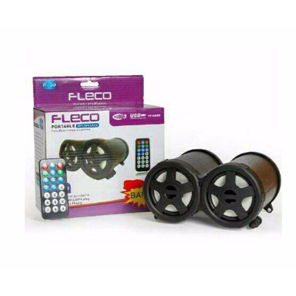 Fleco Speaker USB/MMC Teropong Fleco F- 38