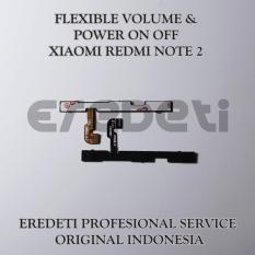 FLEXIBLE VOLUME & POWER ON OFF XIAOMI REDMI NOTE 2