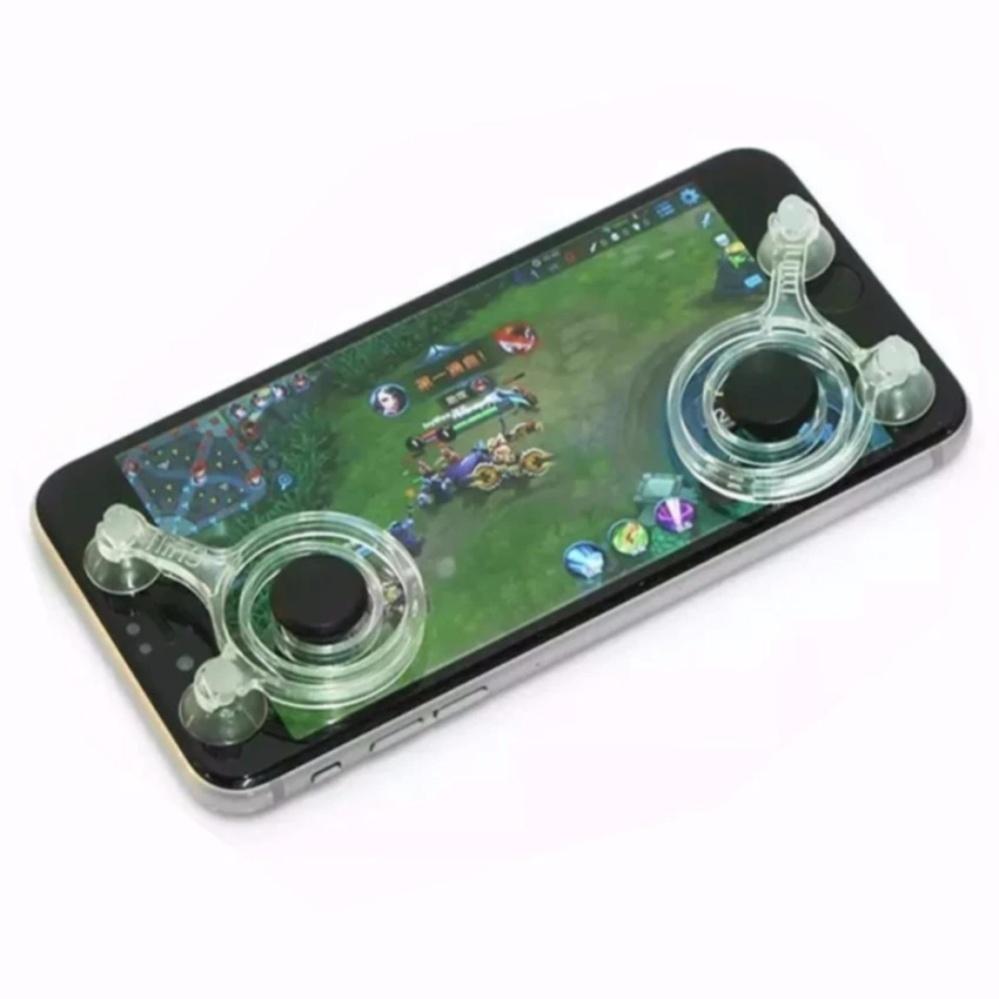 ... Fling Joystick High Quality 2 pcs Mini Gadget Controller Game Pad MOBA Mobile Legend AOV Heroes ...