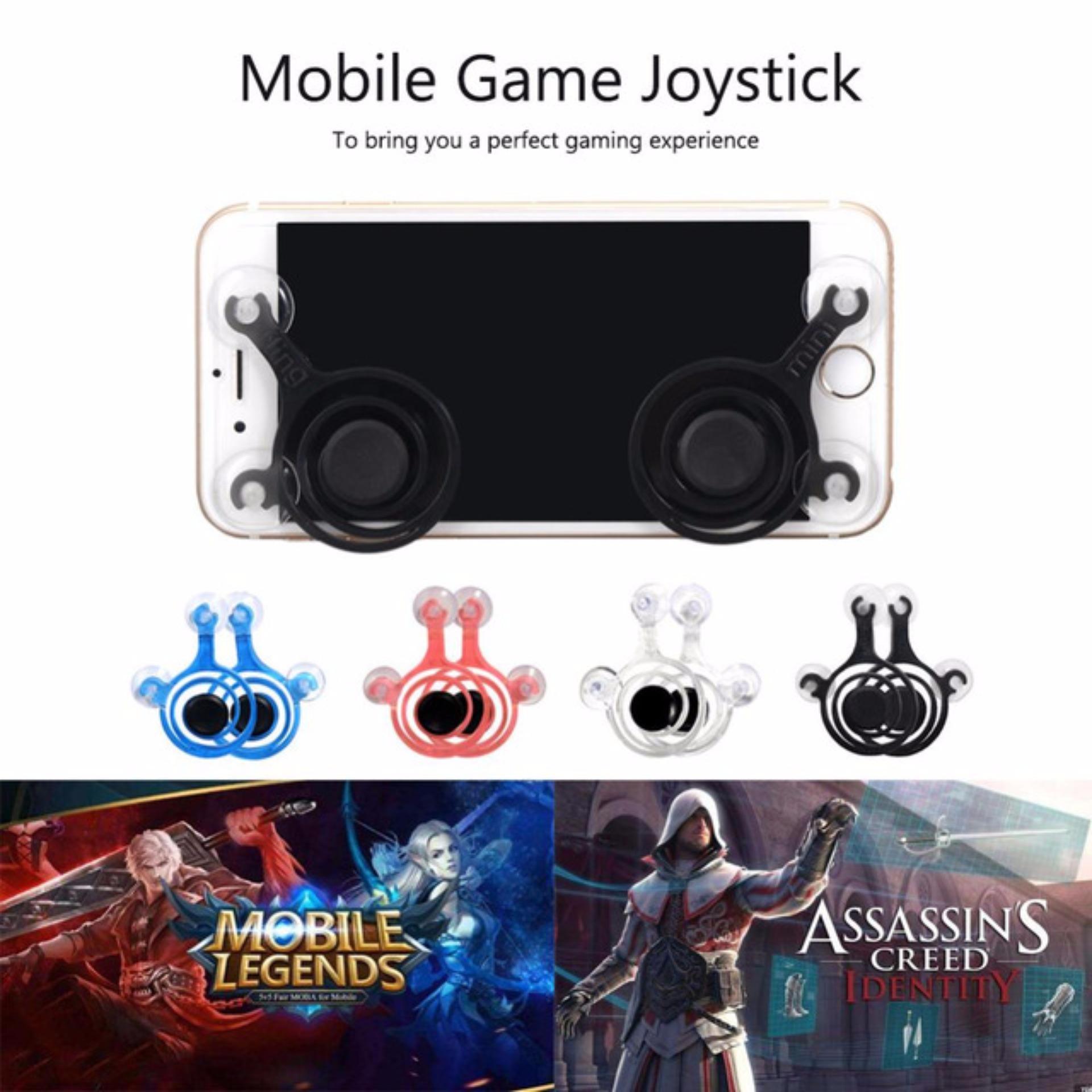 ... Fling Mini Joystick Gaming Mobile Legend   Mobile Joystick - Clear (2pcs) ...