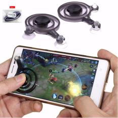Fling Mobile Joystick Controller Game Android Mobile Legend Game Pad MOBA for All Smartphone - Random Colour + Free Ikat Rambut Polkadope - 1 Pcs