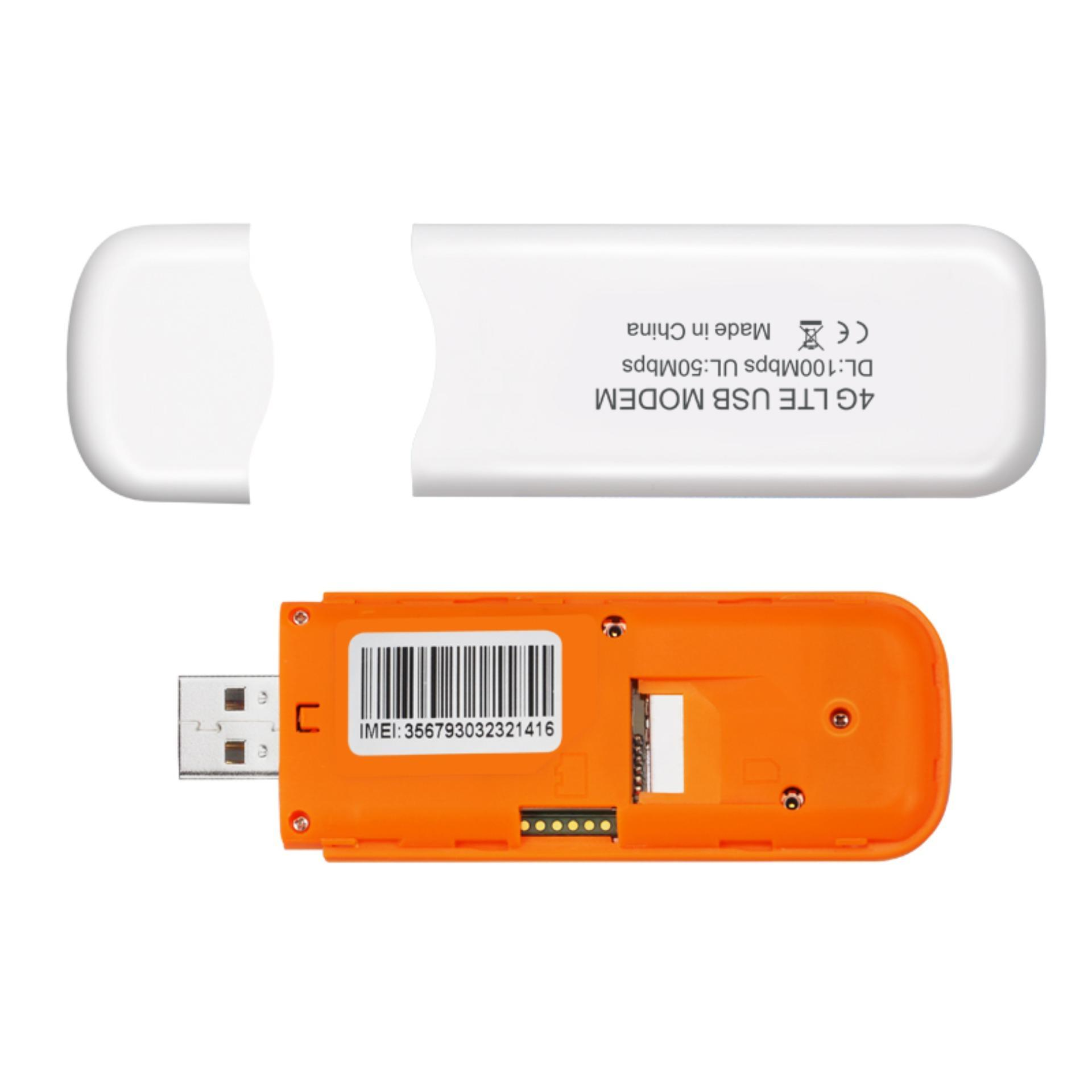 FLORA Portable 4G LTE Internet Wireless USB Modem USB Dongle B1 B3Brand (