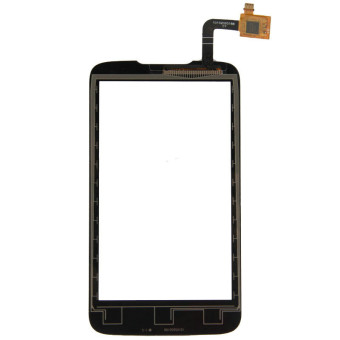 For lenovo A316 a316i Original New Touch Screen Glass Capacitivesensor TouchScreen panel Black+tools+sticker - intl