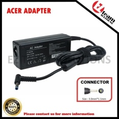 (Free Power Cable) Replacement Laptop/Notebook AC Adapter AcerIconia Tab A101 12V 1.5A (30W) 3.0*1.1mm   - intl