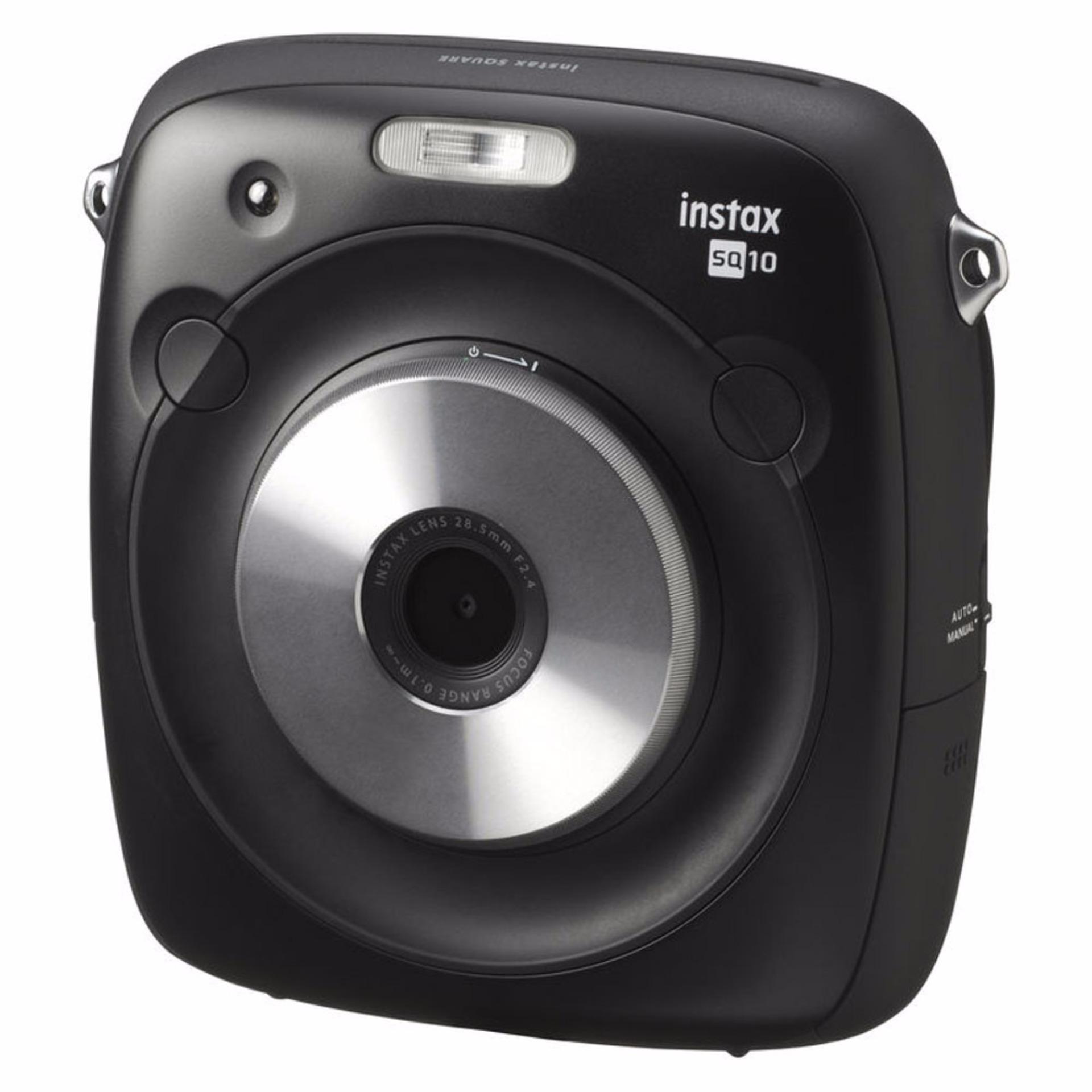 ... Fujifilm instax SQUARE SQ10 Hybrid Instant Camera ...