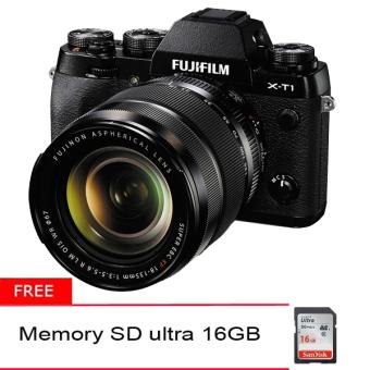Fujifilm X-T1 Kit 18-135mm & Instax Share SP-2
