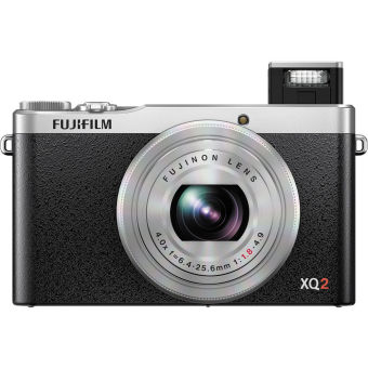 Fujifilm XQ2 Digital Camera Silver
