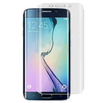 Full Cover Toughened Tempered Glass LCD Screen Protector forSamsung Galaxy S6 Edge Plus 5.7 inch -