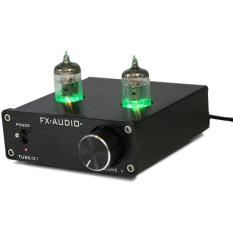 Fx-Audio Vacuum Tube Speaker Amplifier HiFi Audio - Hitam