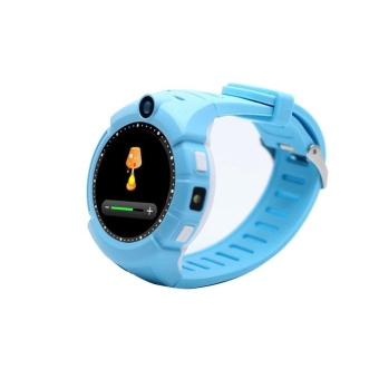 G610 Children Kids IPS Screen SIM GPS Phone Camera Smart Watch For Android iOS - intl