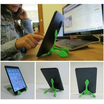 Gekkopod Mini Flexipod/Universal Holder untuk Smartphone/iPad/Tab - JINGGA - 4