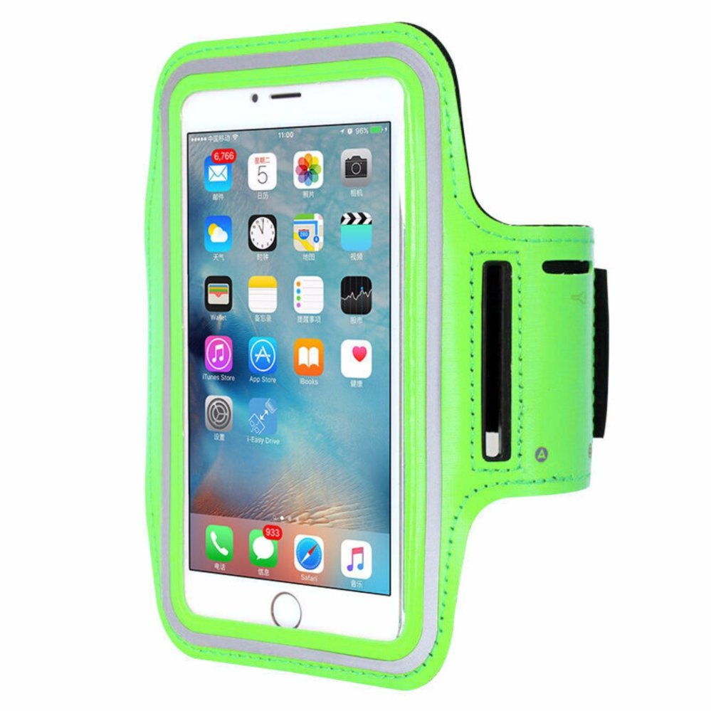 GiMi Water Resistant Sports Armband with Key Holder for iPhone 6 /6S / 7 5.7 ...