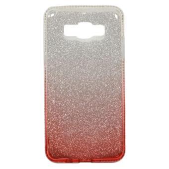 Glitter Case Samsung Galaxy J5 2016 Motif Rainbow