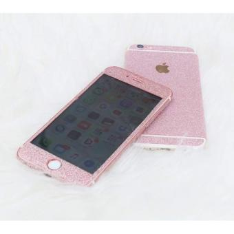Glitter Skin Case For Oppo Neo 7 / A33 - Baby Pink