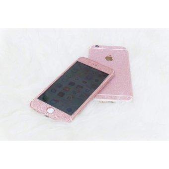 Glitter Skin Case Vivo V5 - Baby Pink