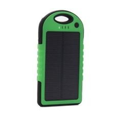 Gogo Grosir Power Bank Solar Charger 99000 MAh - Hijau