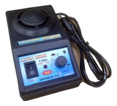 Gogo Ultrasonic Pengusir Tikus Nyamuk Kecoa  - Hitam