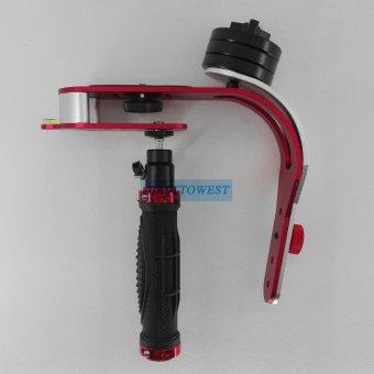 Gambar Produk Gopro Accessories Aluminum Handheld Steadicam Steadycam CameraStabilizer For Iphone Mobile DSLR Gopro Hero -