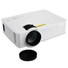 GP-9 Mini 2000 Lumen 1920x1080 Piksel Proyektor LCD Putih