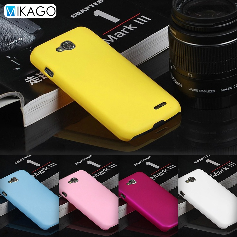 Grind arenaceous Hard Plastic shell 4.7 Cell Phone Back Cover CaseFor LG L90 - intl ...