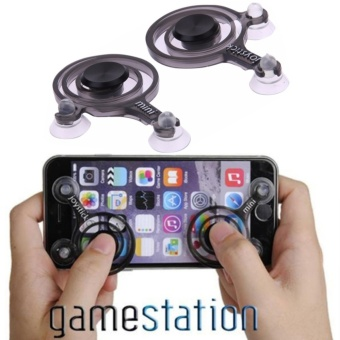 GStation Mobile Joystick Dual Analog Joystick For Smartphone Gaming