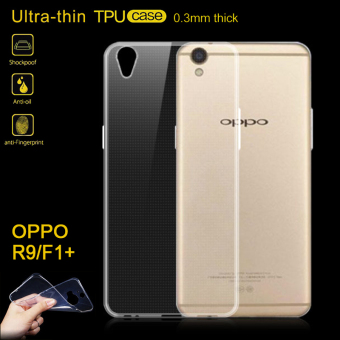 GStation TPU Ultra Thin Back Case OPPO F1 Plus Clear