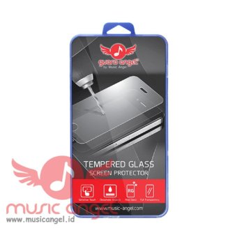 Guard Angel Tempered Glass Screen Protector for VIVO Y21 - Clear